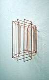25 - Wing #3 (copper), 2017